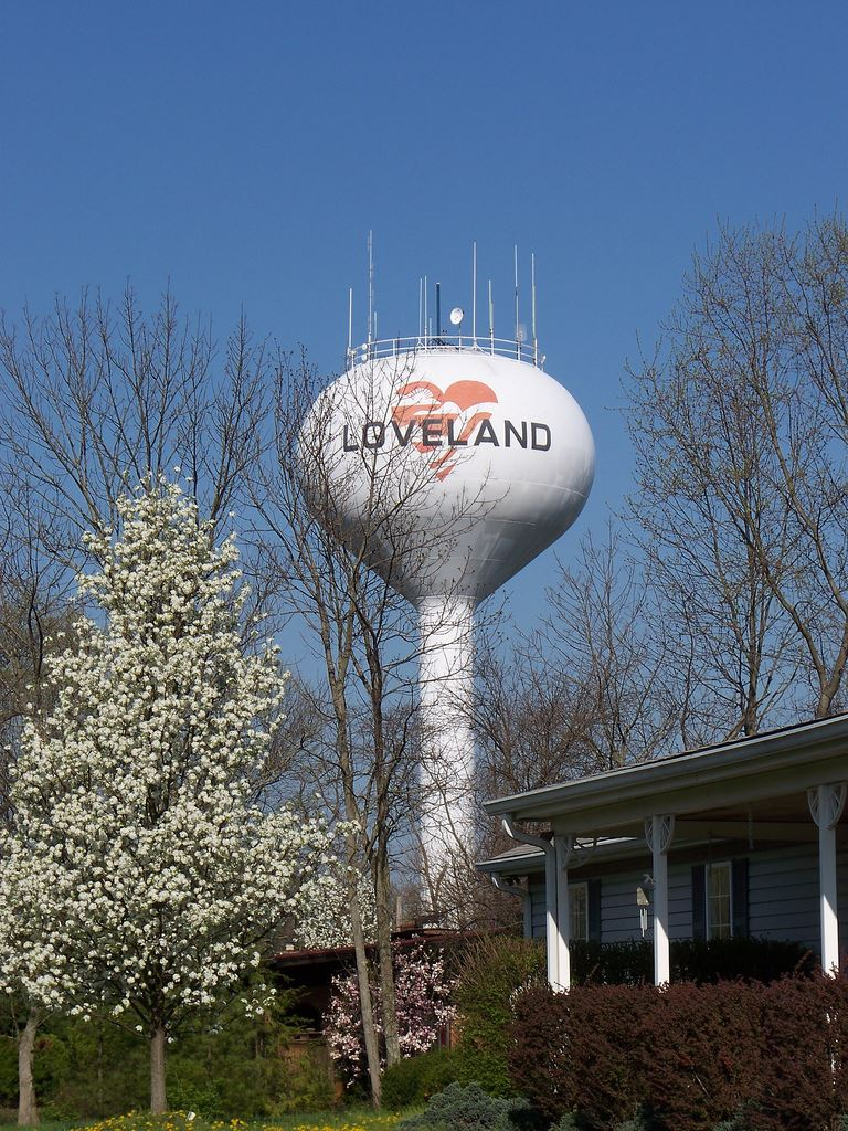 Loveland Water Tower